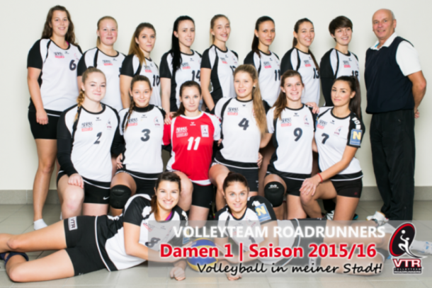 VTR Volleyday 2015-VTRW_D1-VOLLEYTEAM ROADRUNNERS | Volleyball in meiner Stadt!