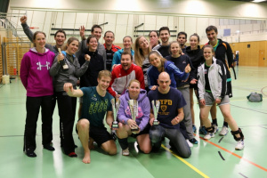 Drei-Könige-Mixed 2016-VOLLEYTEAM ROADRUNNERS | Volleyball in meiner Stadt!